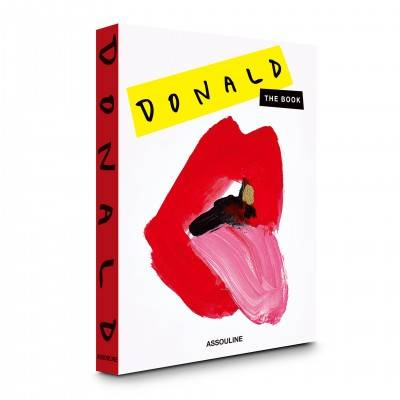 DONALD THE BOOK - ASSOULINE