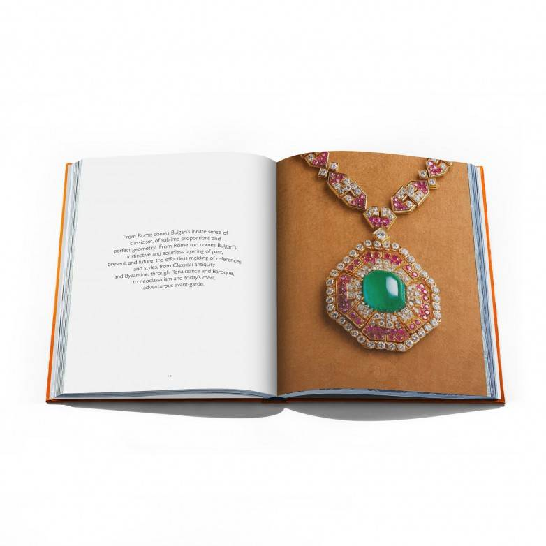 BULGARI : THE JOY OF GEMS