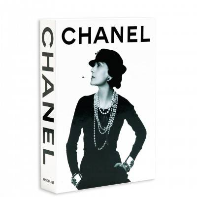 CHANEL 3- BOOK SLIPCASE - ASSOULINE