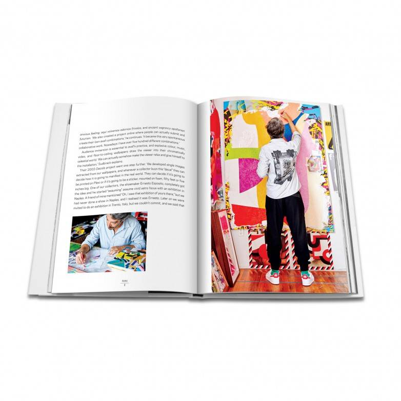 FARFETCH CURATES SLIPCASE 3 BOOKS - ASSOULINE