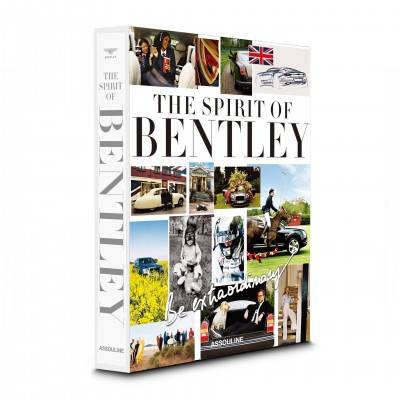 BE EXTRAORDINARY THE SPIRIT OF BENTLEY - ASSOULINE