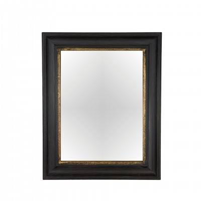 CONVEZ MIRROR GLASS WITH WOOD FRAME