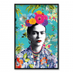 PICTURE WITH FRAME FRIDA