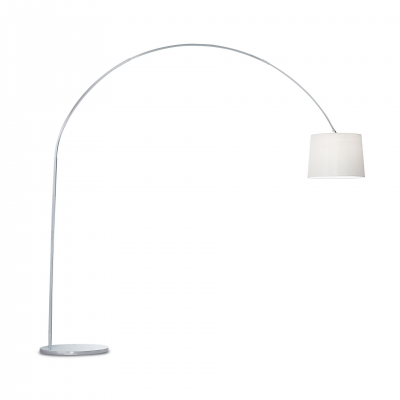 DORSALE WHITE FLOOR LAMP