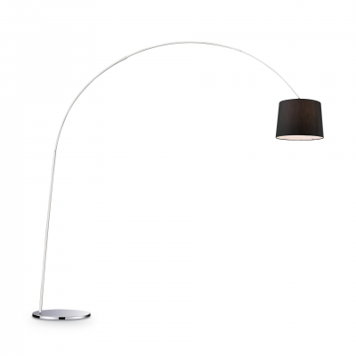DORSALE BLACK FLOOR LAMP