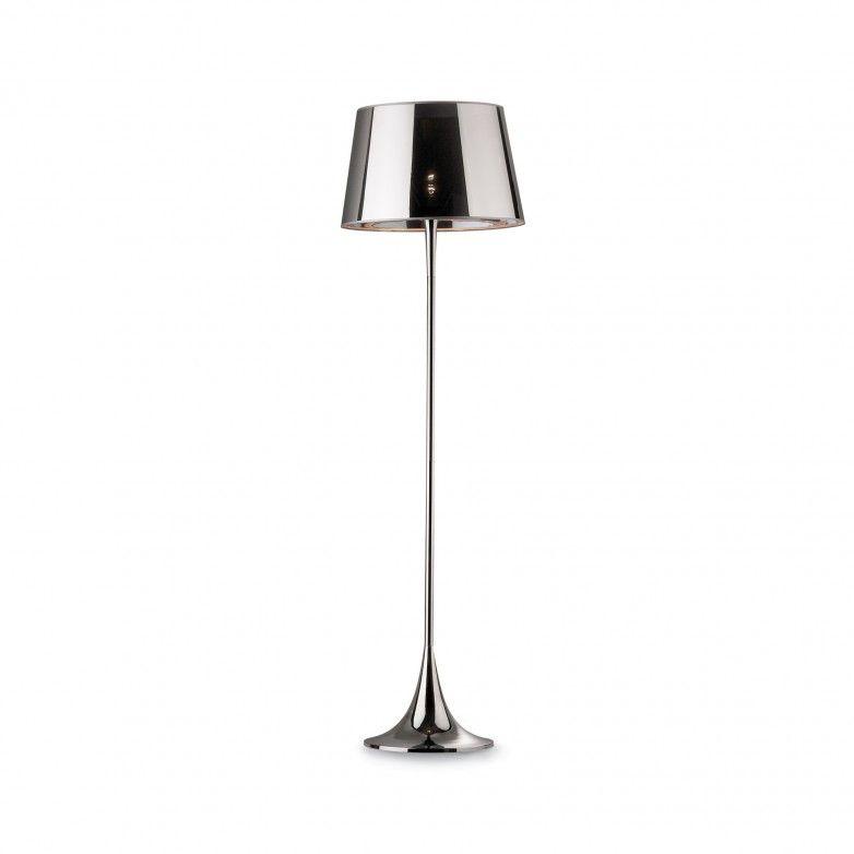 LONDON CROMO FLOOR LAMP