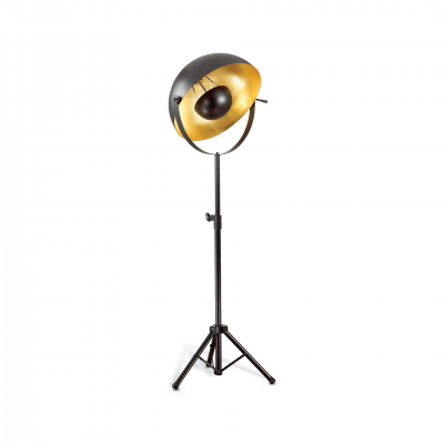 FOGLIA GOLD FLOOR LAMP
