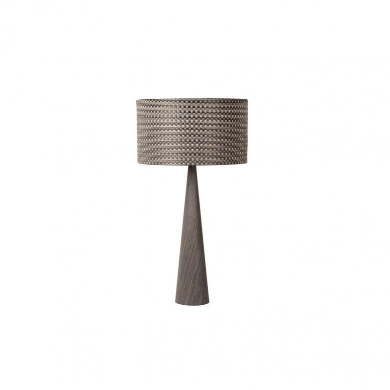 CONOS GREY TABLE LAMP