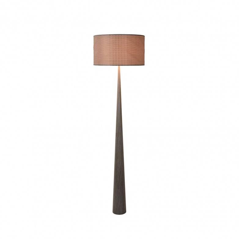 CONOS GREY FLOOR LAMP