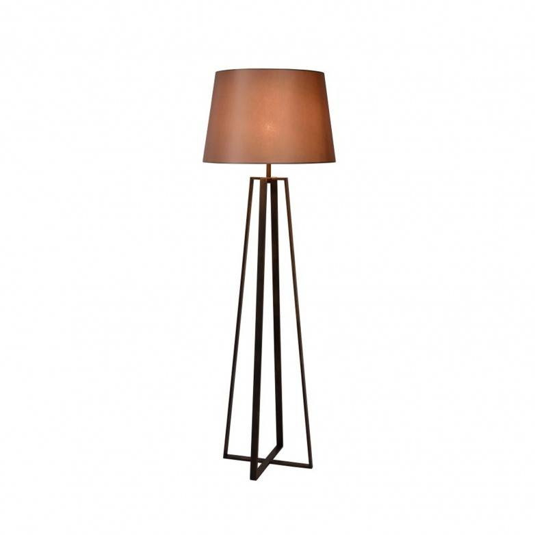 COFFEE FLOOR LAMP