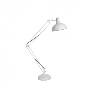 WATSIE WHITE FLOOR LAMP