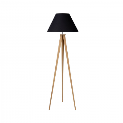 JOLLI BLACK FLOOR LAMP