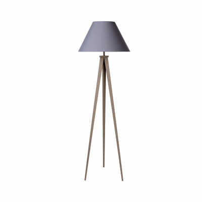 JOLLI TAUPE FLOOR LAMP