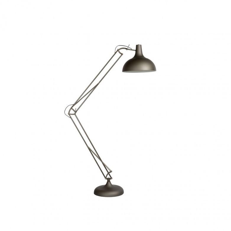 WATSIE IRON GREY FLOOR LAMP