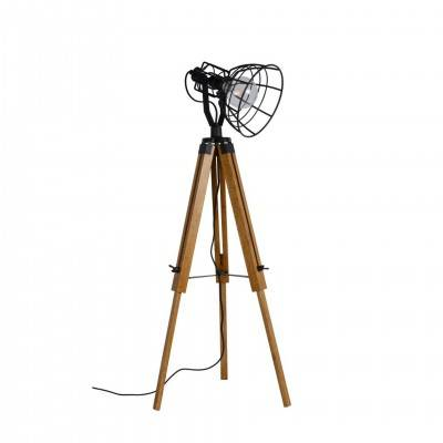 JOSHUA BLACK FLOOR LAMP