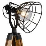 JOSHUA BLACK FLOOR LAMP
