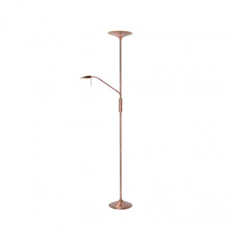 KOBE COPPER FLOOR LAMP