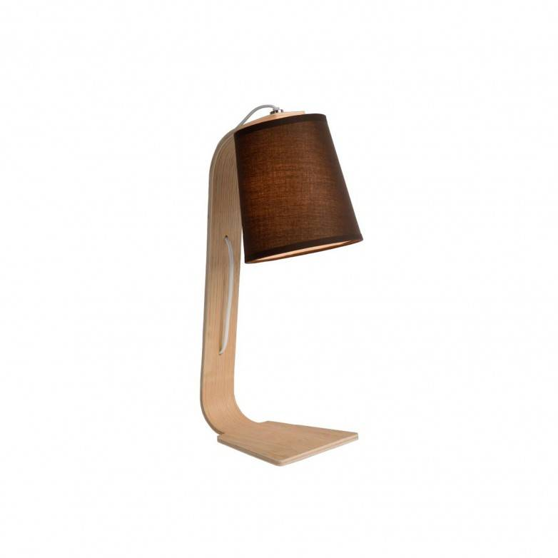 NORDIC BLACK TABLE LAMP