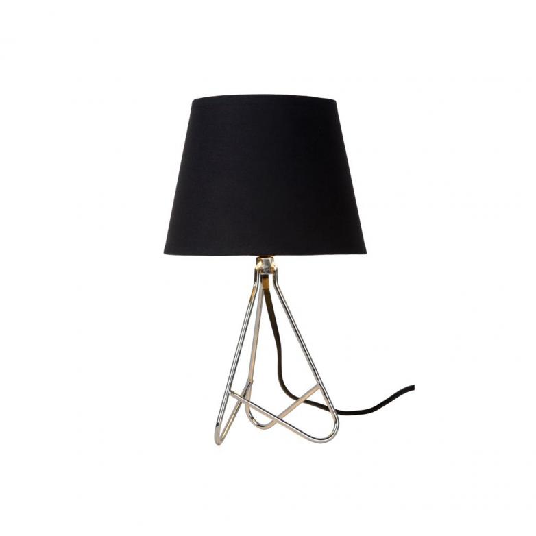 GITTA CHROME TABLE LAMP