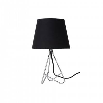 GITTA CHROME TABLE LAMP