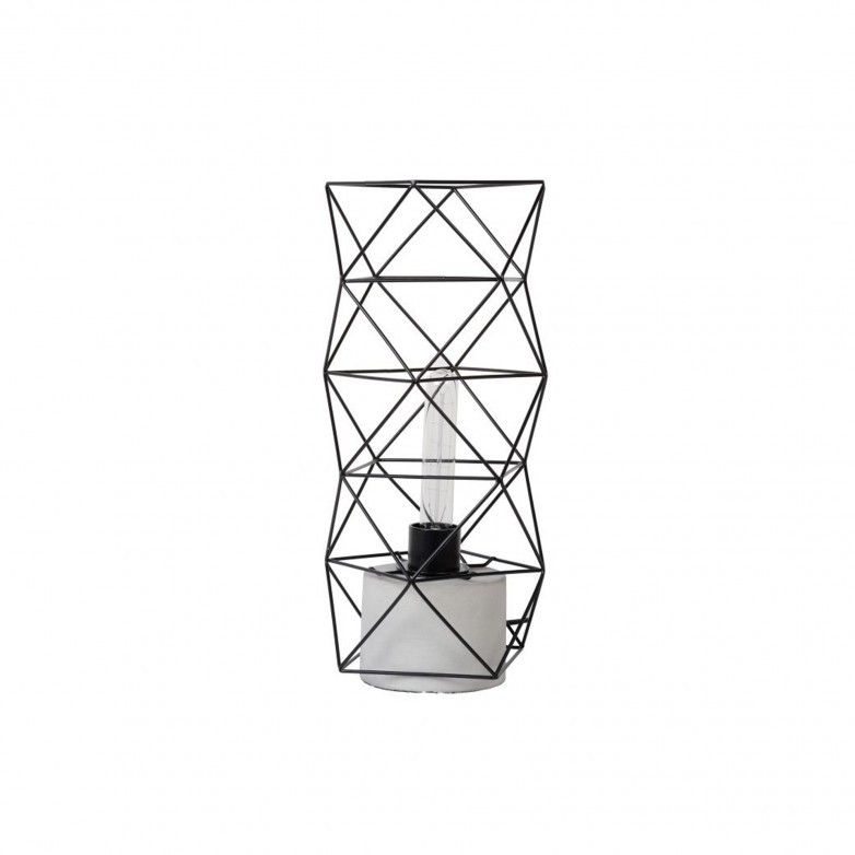 RUMICO BLACK TABLE LAMP