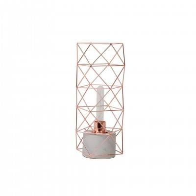RUMICO COPPER TABLE LAMP