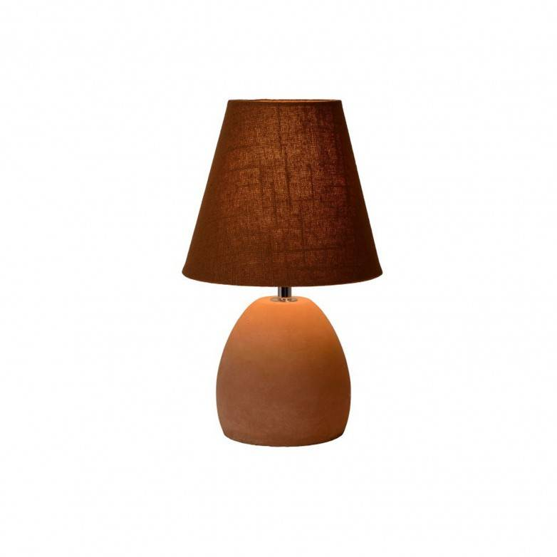 SOLO BROWN TABLE LAMP