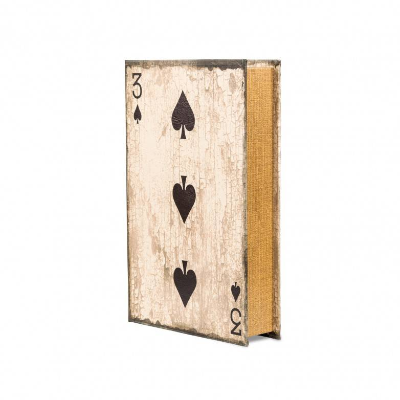 SET 6 BOXES BOOK GAME CARDS