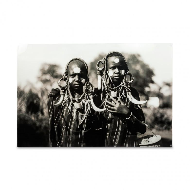 PHOTOGRAPHIC FRAME 150 X 100 MURSI CHILDREN