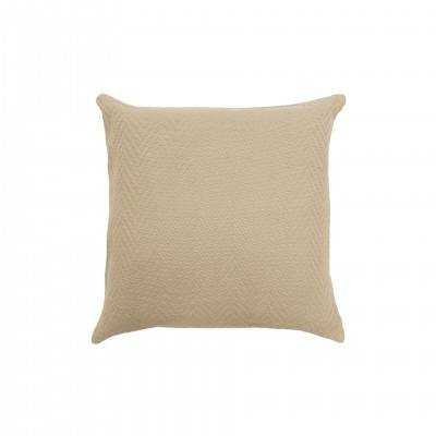 BEIGE NAOS PILLOWCASE
