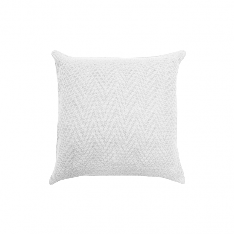 WHITE NAOS PILLOWCASE
