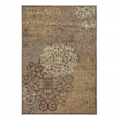 BROWN ROESELARE RUG