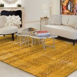YELLOW ANTIK BOLERO RUG