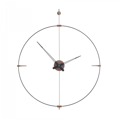 MINI BILBAO WALL CLOCK