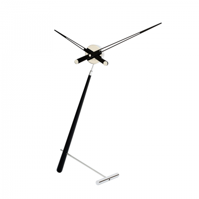 PUNTERO BLACK TABLE CLOCK