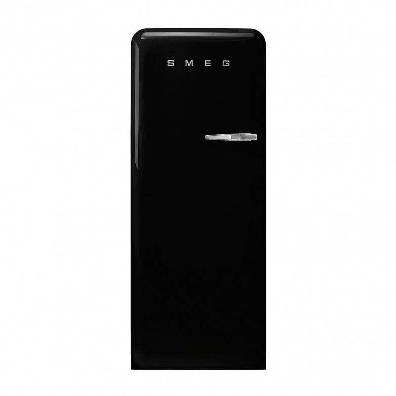 1 DOOR FRIDGE (L) FAN ASSISTED ANNI 50, BLACK