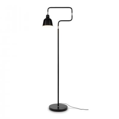 BLACK LONDON FLOOR LAMP