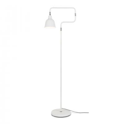WHITE LONDON FLOOR LAMP