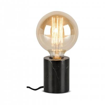 BLACK ATHEN TABLE LAMP