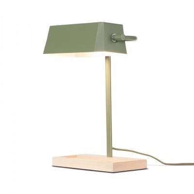 OLIVE CAMBRIDGE TABLE LAMP