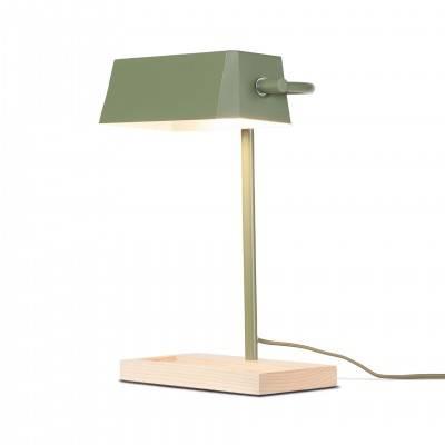 OLIVE CAMBRIDGE TABLE LAMP