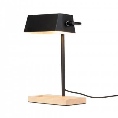 BLACK CAMBRIDGE TABLE LAMP