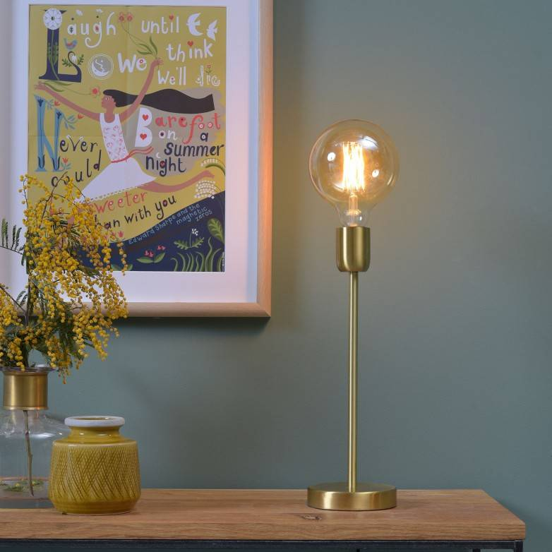 GOLD CANNES TABLE LAMP 37