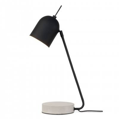 BLACK MADRID TABLE LAMP