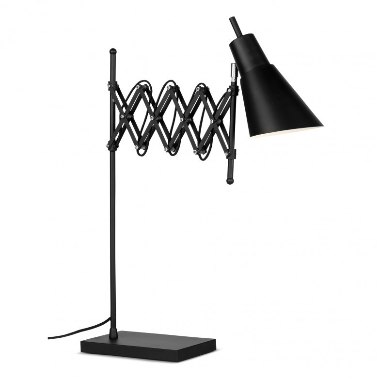 BLACK OXFORD TABLE LAMP