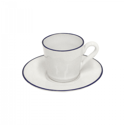 BEJA COFFEE CUP & SAUCER - COSTA NOVA