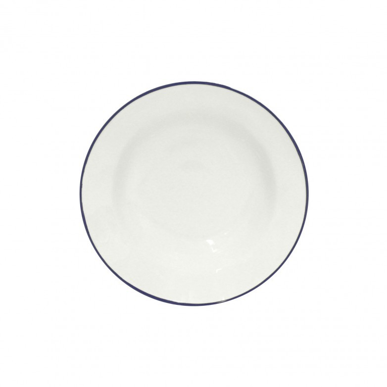 SET OF 6 BEJA SOUP / PASTA PLATES - COSTA NOVA