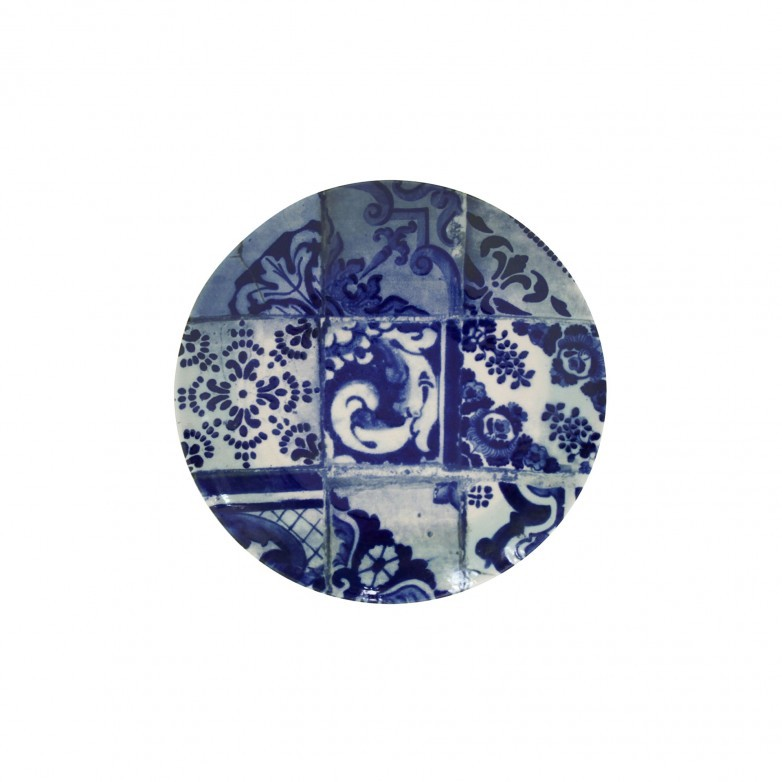 SET OF 4 LISBOA BUFFET PLATES