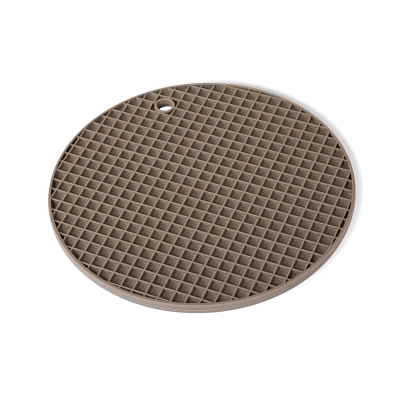 SET 2 SILICON TRIVETS