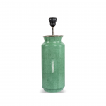 TABLE LAMP BASE GREEN